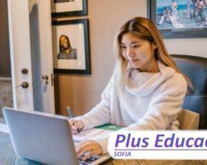 Plataforma de estudio desde España